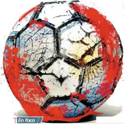 El futbol manchado con sangre