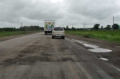 """""""La indiferencia de la Provincia en infraestructura vial es total"""""""