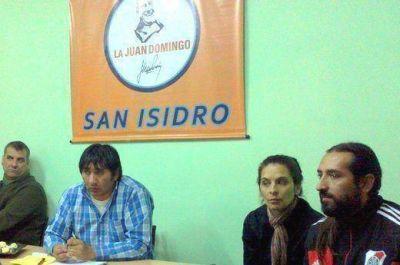 """Barraza: """"Nuestra idea es jugar en 2013 para consolidar el proyecto de Scioli 2015"""""""