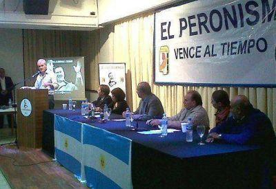 """Plenario de la Primera Sección de """"La Juan Domingo"""" en Morón"""