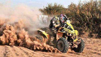 Dakar Series Desaf�o Ruta 40: llega a Jujuy el equipo Can Am Competicion