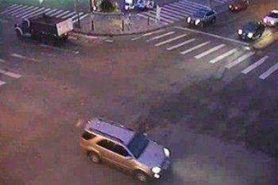 Solicitan ayuda para ubicar conductor que embistió al trabajador del INIDEP