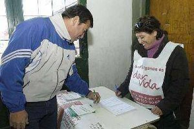El Incucai tiene 8.871 nuevos voluntarios