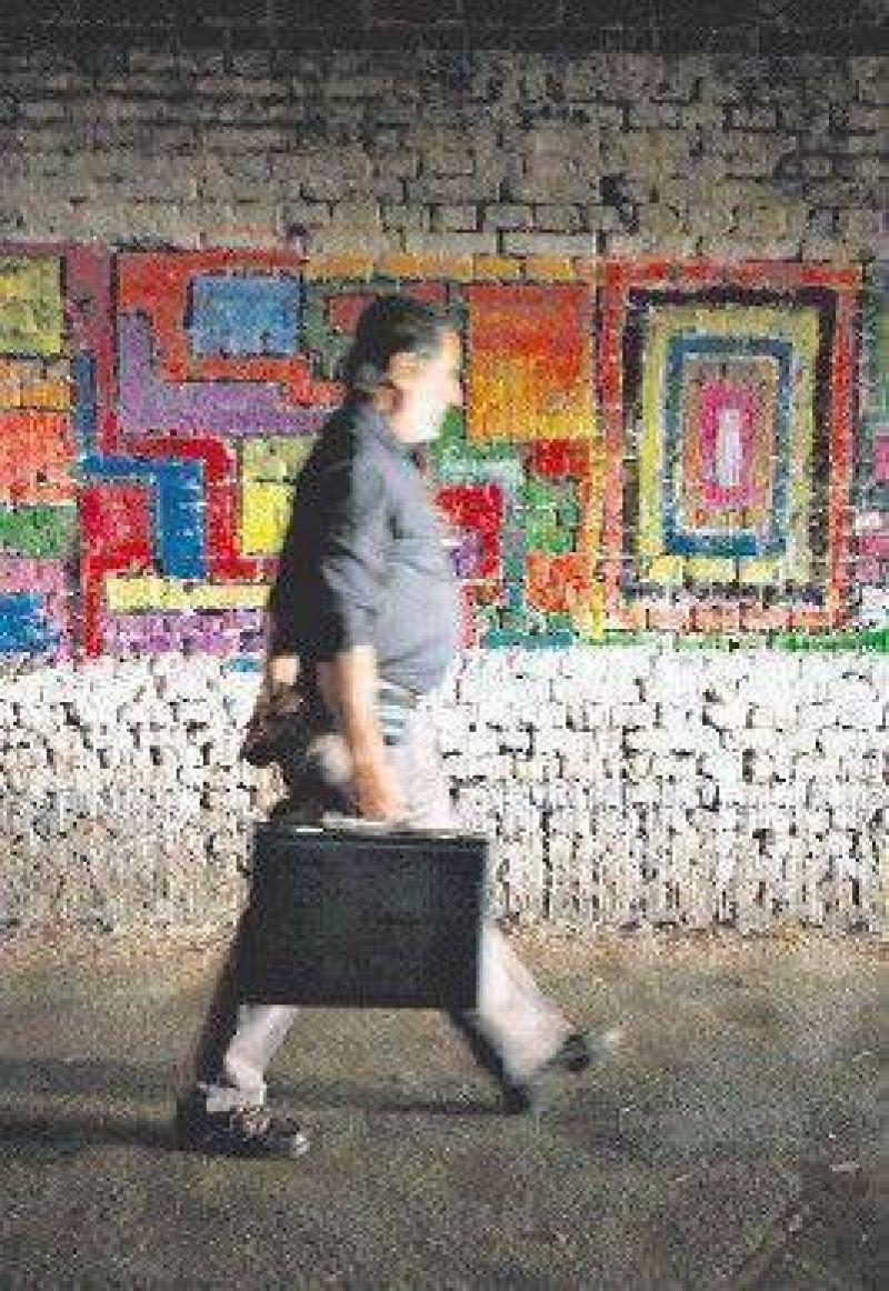 Un fallo considera que es delito pintar grafitis en las paredes