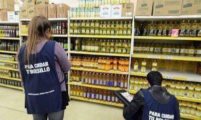 """En Pilar se aplicará el control de precios """"Mirar para Cuidar"""""""