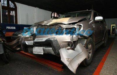 Hallan la camioneta que atropelló fatalmente al trabajador del Inidep y hay un detenido