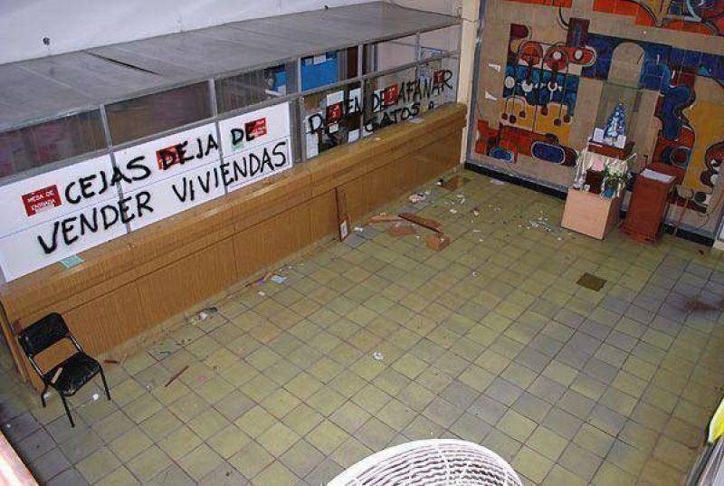 Manifestación de ATE: Confirman agresión a dos mujeres policías