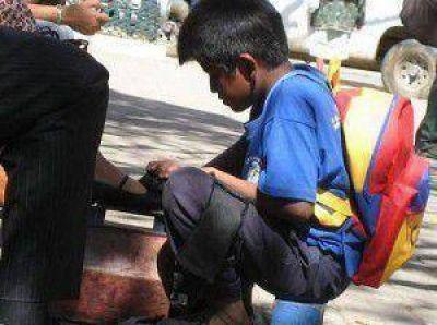 """Trabajo infantil en Jujuy: """"los padres son los que siguen mandando a sus chicos a trabajar"""""""