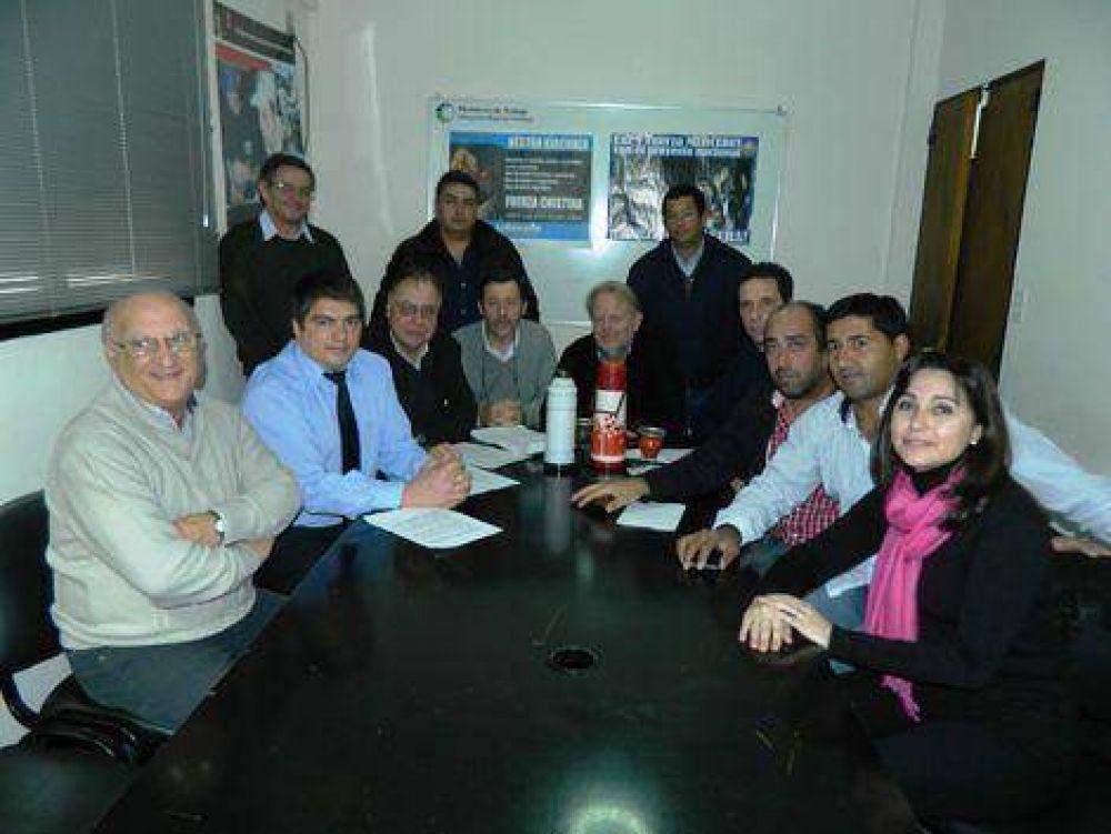 Total apoyo de los gremios a la gestión del Dr. Fernando Antonelli