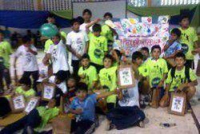 Copreti realiz� la jornada por el D�a Mundial de la Lucha Contra el Trabajo Infantil