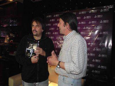 Alejandro Lerner se presentó en Chivilcoy