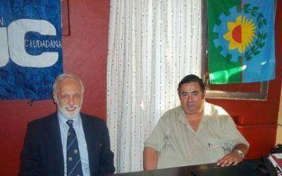 """Nueva Unión Ciudadana en Unión con Fé anunciaron que van a las """"PASO"""""""