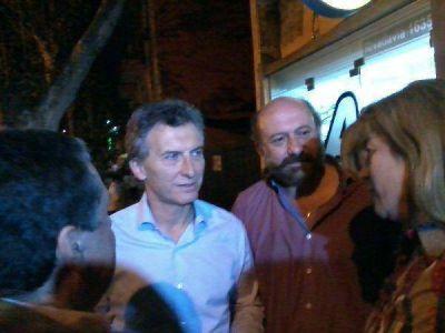 Fuerte respaldo de Macri a los candidatos de Unión-PRO