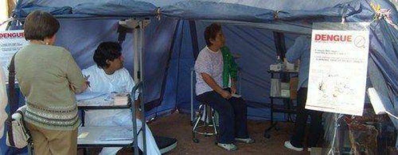 Previenen el dengue con charlas y videos