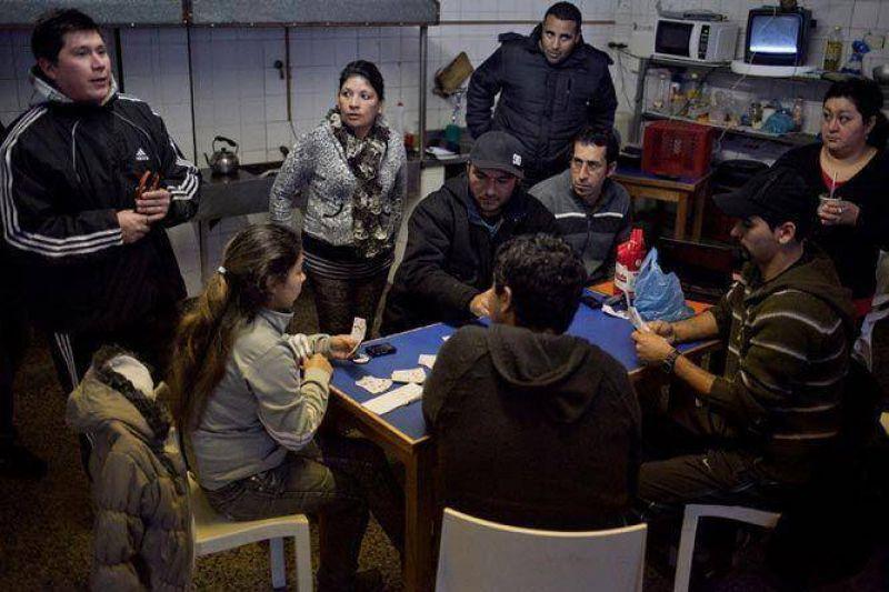 Conflicto laboral y trabajadores en negro en El Marisco
