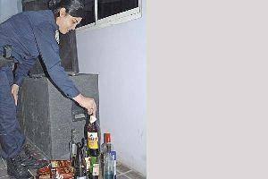 Las dosis del alcohol a la dipsomanía