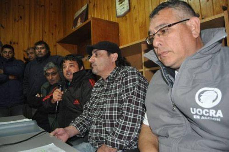 Conflicto laboral paraliza obra municipal en Güemes: