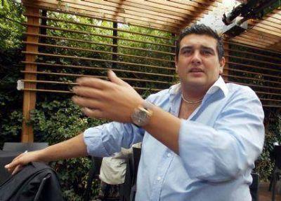 """Alvaro Franpoyen: """"Si en el massismo hay internas, las gano cómodo"""""""