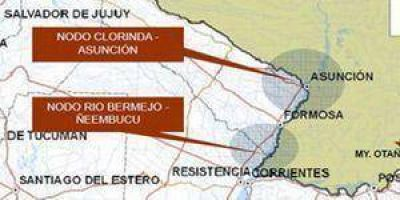 Paraguayos gestionan por puentes con Formosa