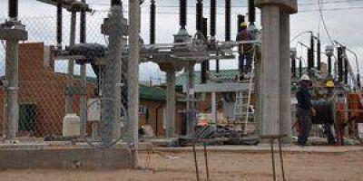 Energía: Más de 800 kilómetros de redes