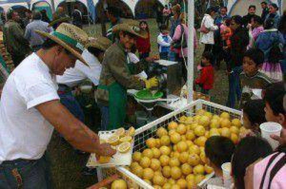 La Fiesta del Pomelo aparece como gran vidriera para varios segmentos económicos de la provincia