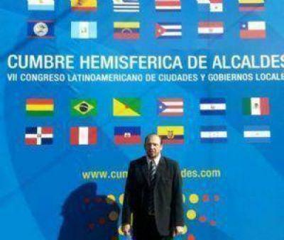 Catamarca estuvo presente en la Cumbre de Alcaldes