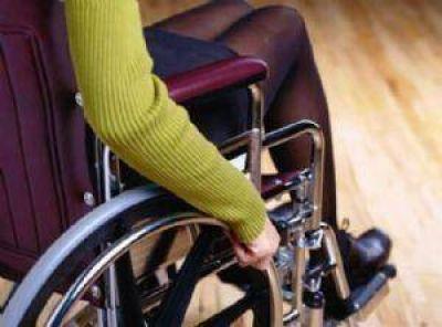 Adhieren a la Ley de Prestación Integral a Discapacitados