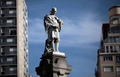 Nación y Municipio avanzan en el proyecto de traslado del monumento porteño de Colón