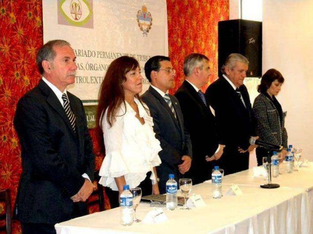 Delibera en Jujuy la Red Federal de Control