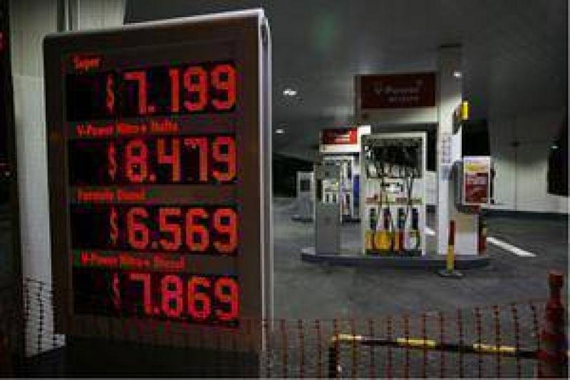 Estacioneros preparan medidas de fuerza por la suba de las naftas y el gasoil