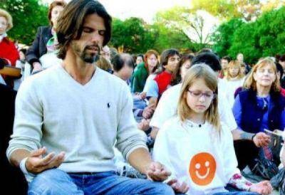 Ribero, el hombre que inició a Tinelli en la espiritualidad