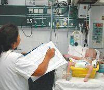 Declaran insalubre trabajo hospitalario en la Provincia