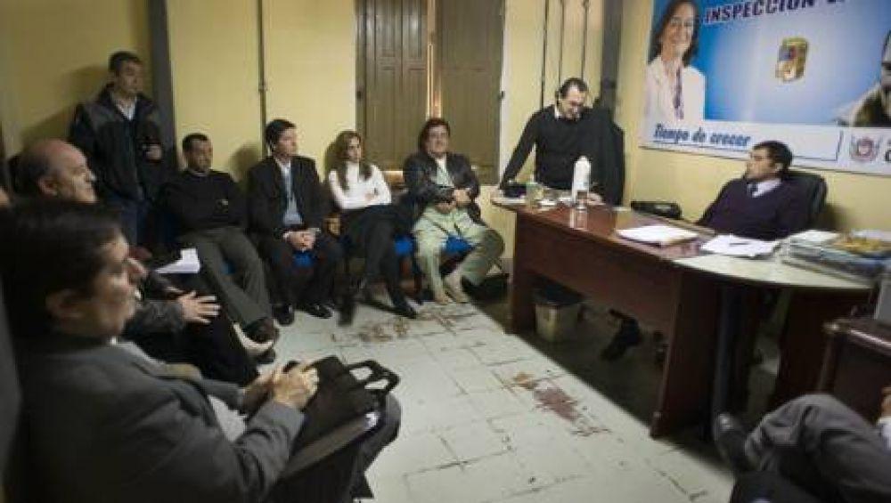 Se suspendió la conciliación entre APROSCA y el Ministerio