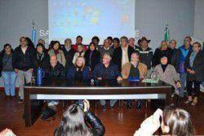 Presentaron los candidatos a las PASO de Unidad y Lealtad