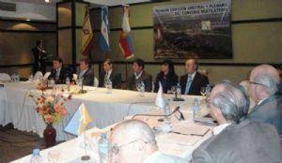 La Comisión Plenaria del Convenio Multilateral sesionó