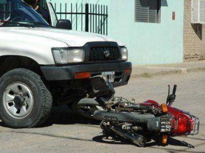En Entre Ríos más del 90 % de los accidentes de tránsito ocurren en los cascos urbanos