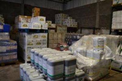 Provincia inició inspecciones en empresas expendedoras de agroquímicos