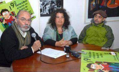 Todo listo para la 9º edición de la Feria del Libro en Jujuy