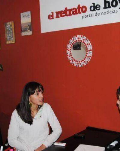 Victoria Vuoto, una joven política que no se calla y quiere llegar al Concejo Deliberante