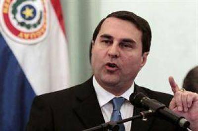 El presidente de Paraguay afirma que el aislamiento del Mercosur lo benefició