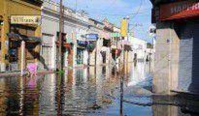 Diputados declaró emergencia hídrica a la cuenca del río Luján