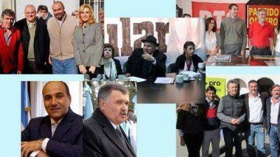 Con la presentación de las listas de candidatos comenzó la carrera electoral para elegir diputados