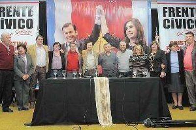 Siete fuerzas políticas en la provincia definieron candidaturas