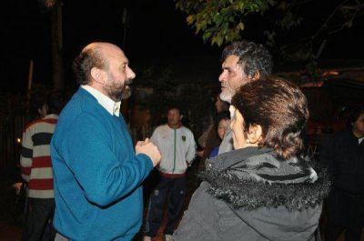 Gustavo Galarza reafirma sus propuestas a una semana de los comicios