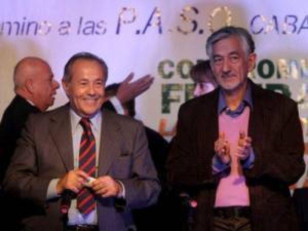 Alberto Rodríguez Saá lidera las listas de Compromiso Federal