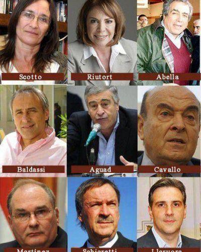 Córdoba: Hay 16 listas para 9 diputados nacionales