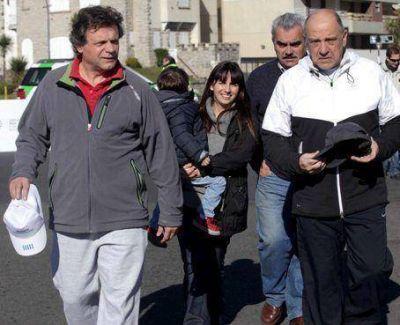 """Gustavo Pulti: """"Ferro encabeza una lista plural y de trabajo"""""""