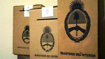 Las listas que competirán en las PASO en Entre Ríos