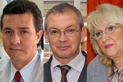 Aguilar, Pedrini y Pértile encabezan las listas del Frente para la Victoria