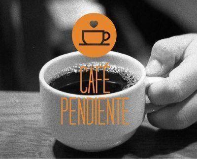Un café para quien lo necesita